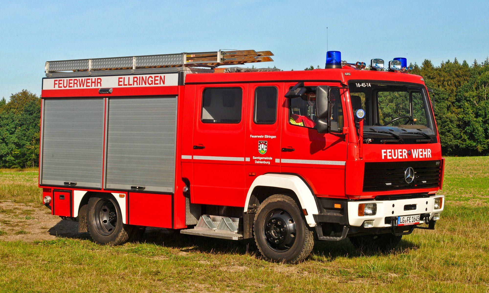 Freiwillige Feuerwehr Ellringen